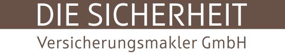 DIE SICHERHEIT Versicherungsmakler GmbH Logo